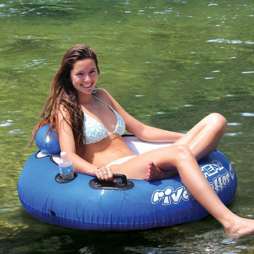 Airhead River Otter Deluxe Heavy Duty Tube Float