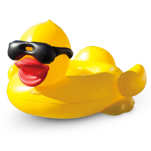Game 5000 Giant Inflatable Derby Duck