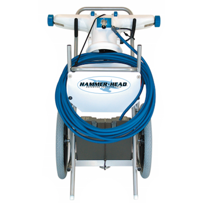Hammerhead Resort 21 21 Portable Pool Vacuum Cleaner