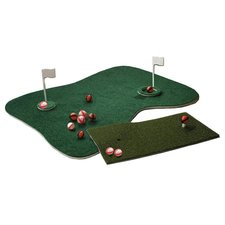 floating golf game