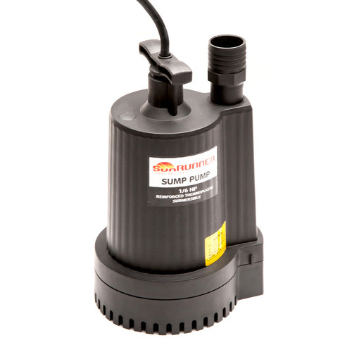 Sunrunner Sunc1200 Pool Cover Pump